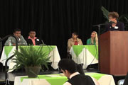 Diversity Day 2014 - Student Panel 1 screenshot