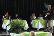 Diversity Day 2014 - Student Panel 2 screenshot