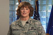 2008 Alumna of the Year: Maj Gen Cindy Kirkland screenshot