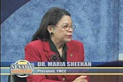 TMCC President Appears on Nevada Newsmakers screenshot