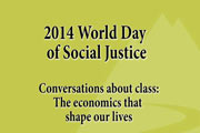 World Day of Social Justice - 2014 screenshot