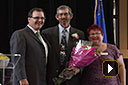 2013 Faculty and Staff Awards screenshot
