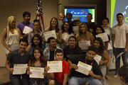 2014 Success First Summer Bridge Celebration screenshot