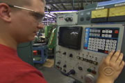 CBS 60 Minutes - The Skills Gap screenshot