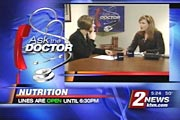Dr. Heather Graham Addresses Nutrition screenshot