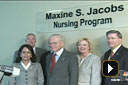 Media Coverage of Jacobs Nursing Program screenshot