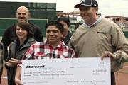 Microsoft Licensing Scholarships screenshot