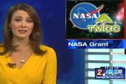 NASA Science Grant screenshot