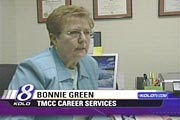 TMCC Career Center Featured on KOLO screenshot