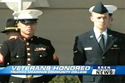 TMCC Veterans Day Event Airs on KREN screenshot