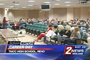 TMCC High School Career Day screenshot