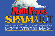 TMCC Musical Theatre - Spamalot screenshot